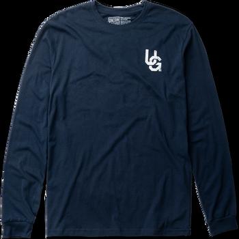 Double Hit Grit Long Sleeve T-Shirt