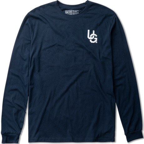 Double Hit Grit Long Sleeve T-Shirt