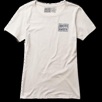 Ladies Double Hit Star T-Shirt