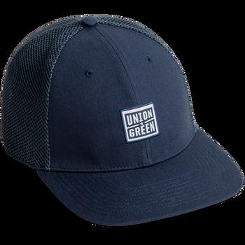 Wordmark Snapback Mesh Hat