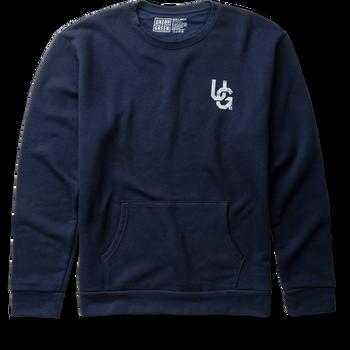 Double Hit Fleece Crewneck Sweatshirt