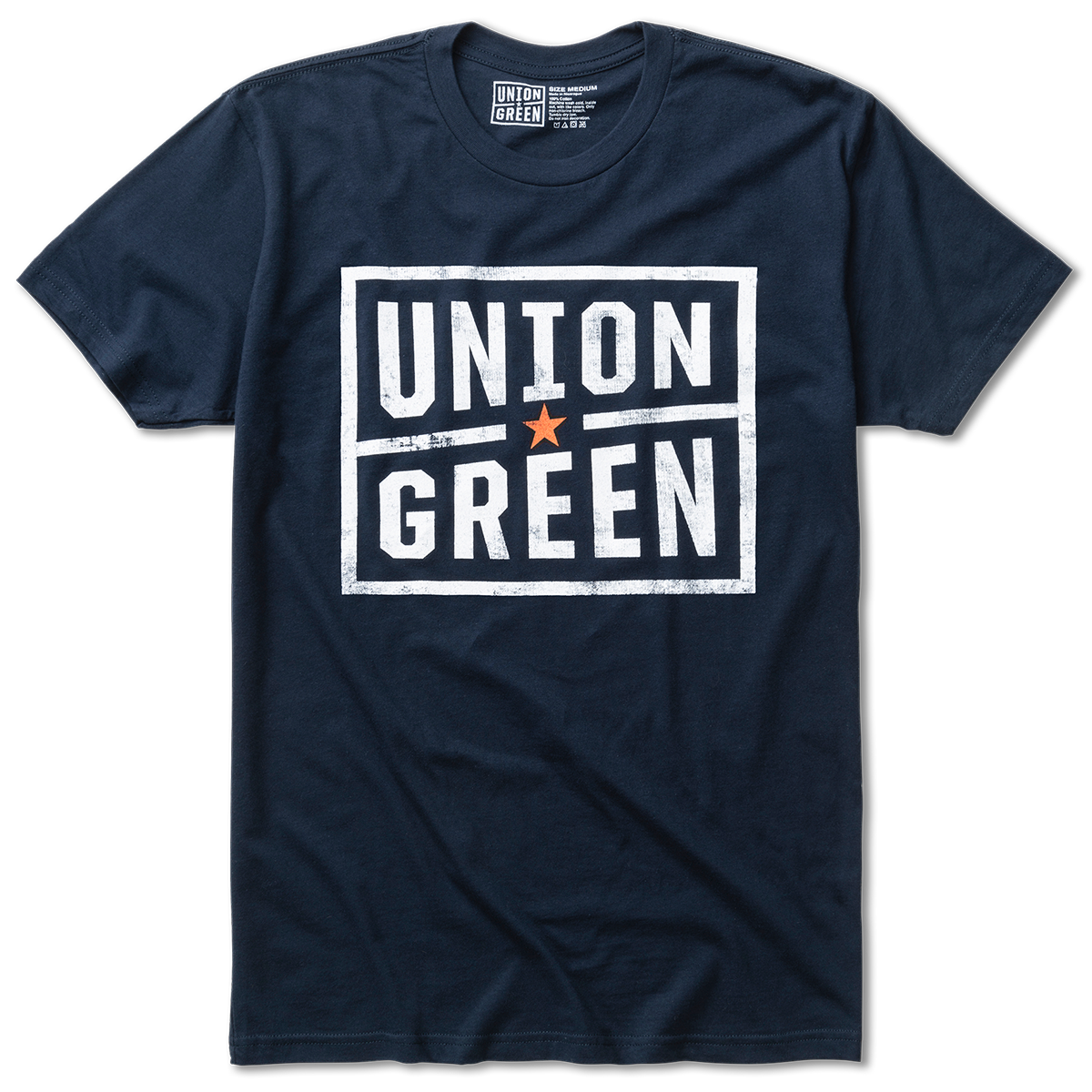 Union Green Badge T-Shirt