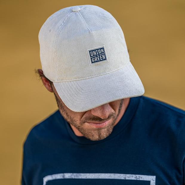 Union Green Social Corduroy Hat