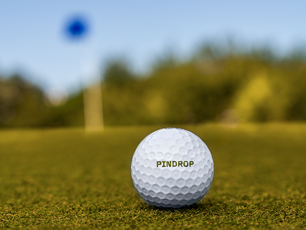 Union Green Pindrop Golf Balls