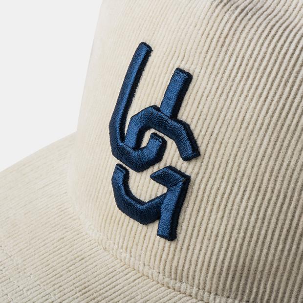 Union Green United Corduroy Hat in Tan